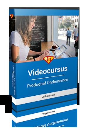 Productief Ondernemen Videocursus